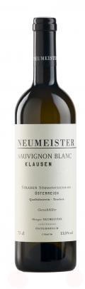 Sauvignon Blanc Klausen Erste STK Lage 2014 / Neumeister