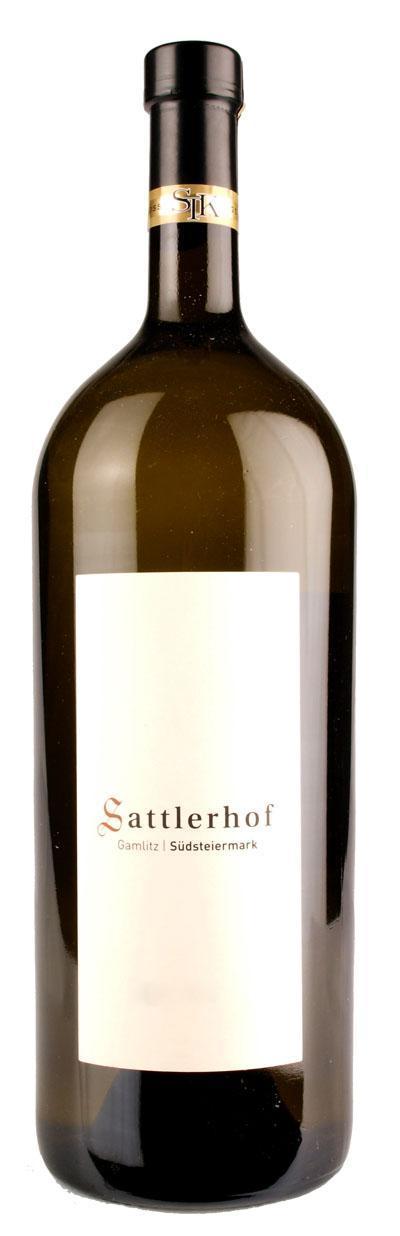 Sauvignon Blanc Kranachberg Große STK Lage 2015 / Sattlerhof