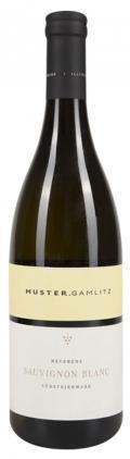 Sauvignon Blanc Reverenz 2016 / Muster.Gamlitz