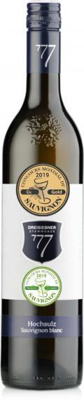 Sauvignon Blanc Ried Hochsulz 2017 / Dreisiebner