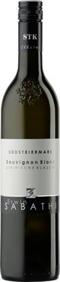 Sauvignon Blanc Steirische Klassik 2017 / Sabathi Erwin