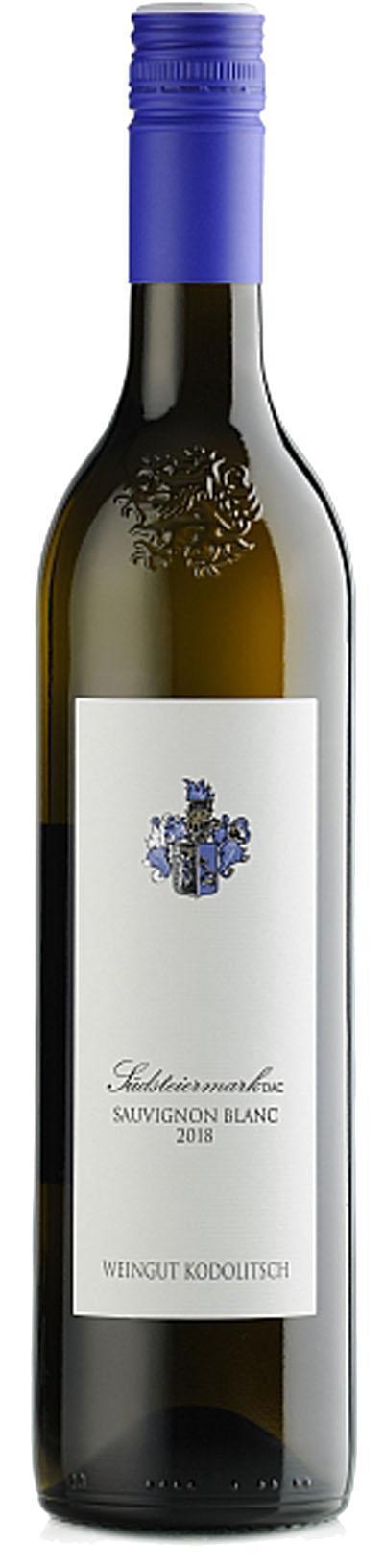 Sauvignon Blanc Südsteiermark 2017 / Kodolitsch