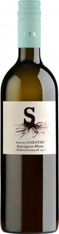 Sauvignon Blanc Südsteiermark DAC 2018 / Sabathi Hannes
