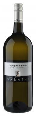 Sauvignon Blanc Südsteiermark DAC 2018 / Sabathi Erwin