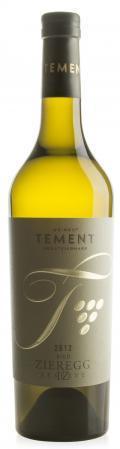 Sauvignon Blanc Zieregg Vinothek Reserve  2015 / Tement