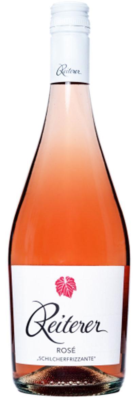 Schilcher Frizzante-Rose 2020 / Reiterer