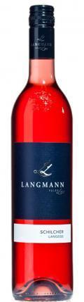 Schilcher Weststeiermark Langegg 2018 / Langmann vlg. Lex