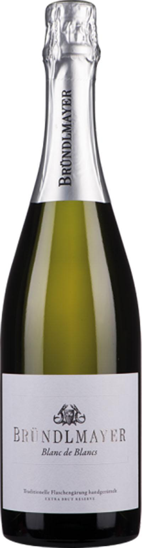 Sekt Blanc de Blancs Extra Brut Reserve  / Bründlmayer