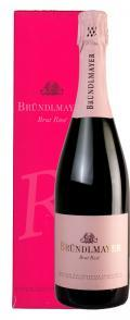 Sekt Bründlmayer Brut Rose mit Original Geschenkskarton  / Bründlmayer