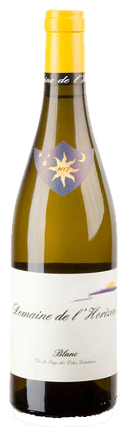 Domaine de l Horizon Blanc, Vin de Pays Côtes Catalanes 2015 / Domaine de l´Horizon