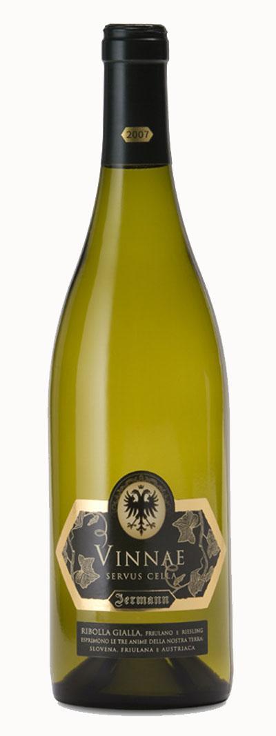 Vinnae del Friuli Venezia Giulia IGT 2012 / Vinnaioli Jermann