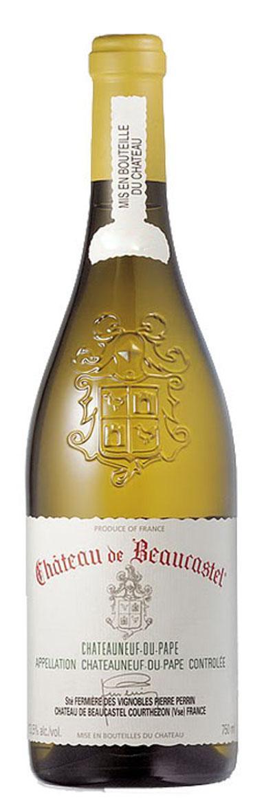 Chateauneuf du Pape Blanc Roussanne Vieilles Vignes 2014 / Chateau de Beaucastel