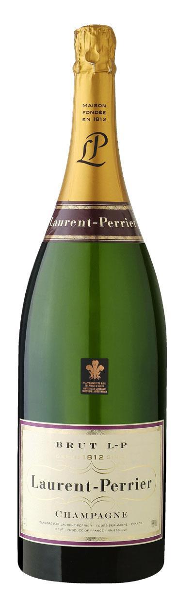 Champagner Laurent Perrier Brut . / Laurent Perrier
