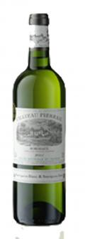 Château Pierrail Blanc - Bordeaux blanc AC 2017 / Chateau Pierrail