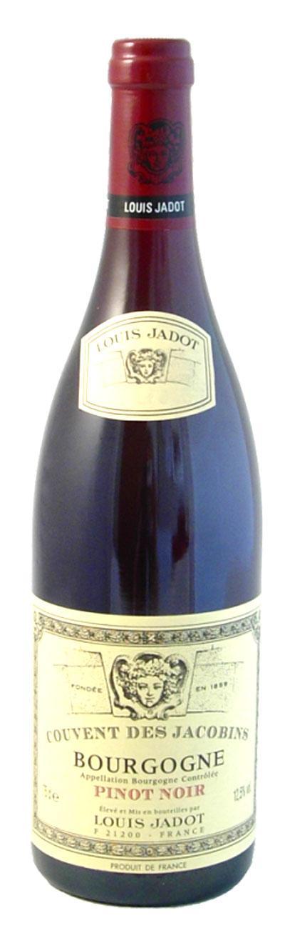 Bourgogne Pinot Noir Couvent des Jacobins 2015 / Jadot Louis