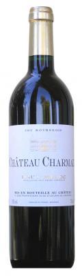 Château Charmail - Cru Bourgeois Supérieur 2014 / Chateau Charmail