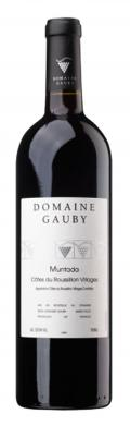 LA MUNTADA, Cotes du Roussillon-Villages ROUGE 2015 / Domaine Gauby