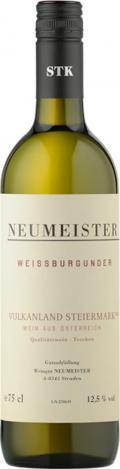 Weißburgunder  2018 / Neumeister