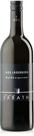 Weißburgunder Jägerberg 2017 / Sabathi Erwin