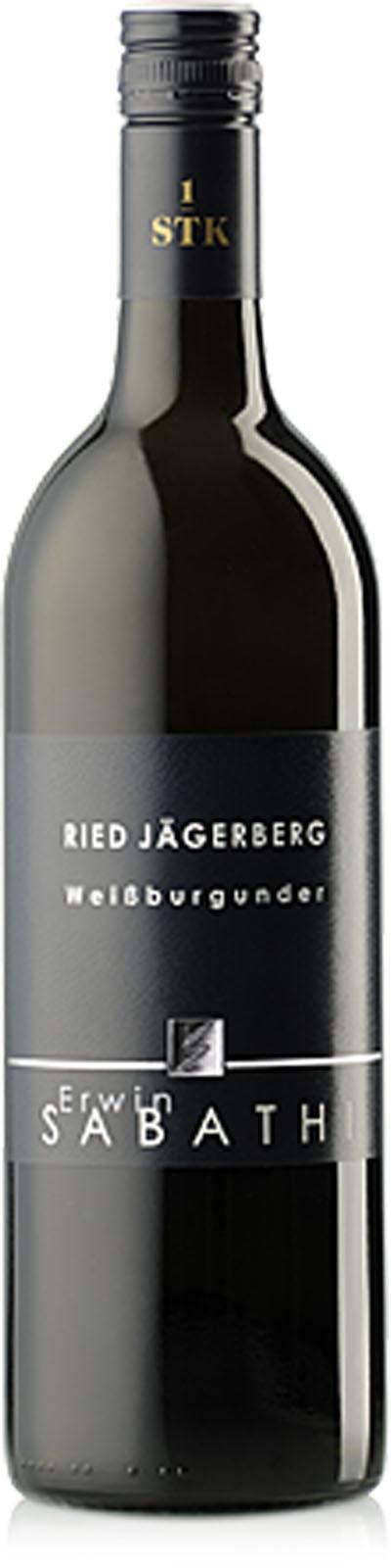Weißburgunder Jägerberg DAC 2018 / Sabathi Erwin