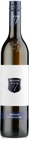 Weißburgunder Ried Hochsulz 2015 / Dreisiebner