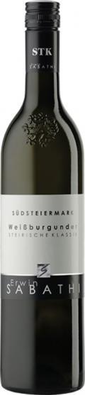 Weißburgunder Südsteiermark  2017 / Sabathi Erwin