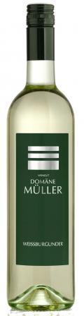 Weißburgunder Südsteiermark DAC 2018 / Domäne Müller