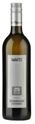 Weißburgunder Südsteiermark DAC 2019 / Maitz Wolfgang