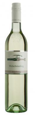 Welschriesling Aunberg 2017 / Platzer