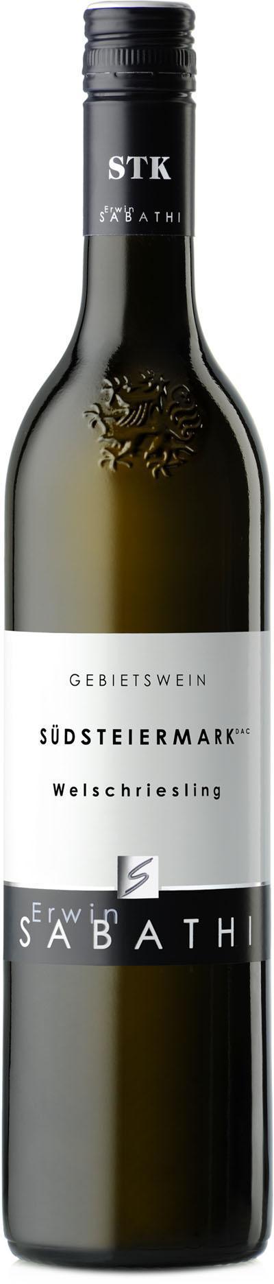 Welschriesling Südsteiermark DAC 2019 / Sabathi Erwin