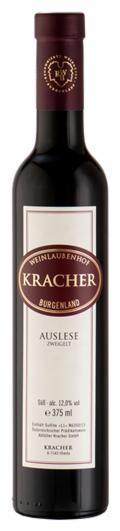 Zweigelt Auslese 2018 / Kracher