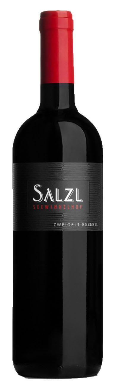 Zweigelt Reserve 2016 / Salzl