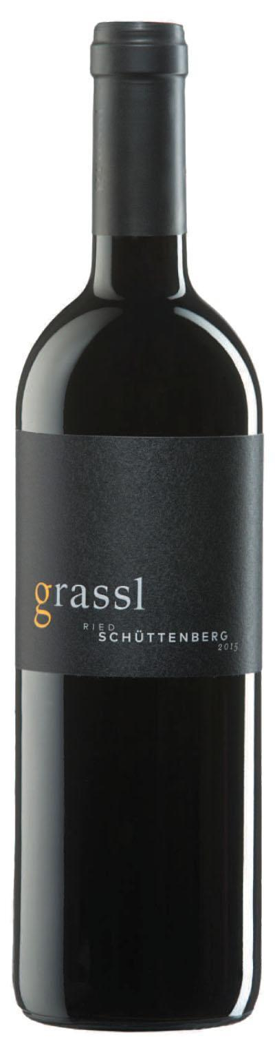 Zweigelt Ried Schüttenberg  2016 / Grassl Philipp